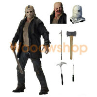 "NECA Friday the 13th Jason 2009 Movie Remake 7"" Ultimate Action Figure New"