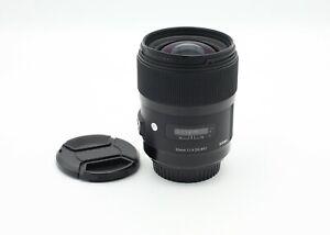 Sigma AF 35 mm f/1.4 DG HSM Art Canon defekt für Bastler