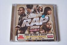 PLANETE RAP 2008 VOLUME 3 CD (Sefyu Psy 4 De La Rime Soprano Rimk) NEW & SEALED