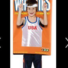 Rasta Imposta Champion On The Wheaties Box Child Size 7-10