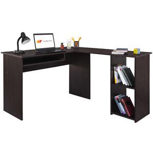 COMIFORT Escritorio oficina Forma L Mesa de Ordenador Esquina diseño estilo pc