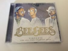 BEE GEES TIMELESS THE ALL-TIME GREATEST HITS CD ALBUM NEW AND SEALED.