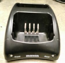New Maxon ACC-400 Desk Top Charger for SP-200 Series Radios, Old Stock BASE ONLY