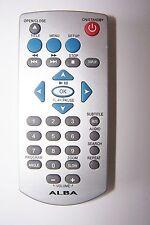 Genuino Original Alba dvd67 DVD Mando a distancia