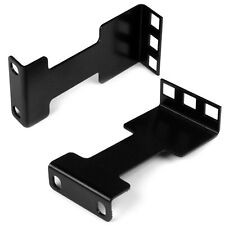 "StarTech.com Rail Depth Adapter Kit for Server Racks - 4"" Rack Extender - 1U ..."
