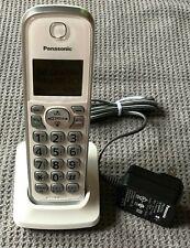 New ListingNew Panasonic Kx-Tgda50W Cordless Handset for Kx-Tgd532W, Tgd533W, Tgd530W