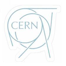 CERN LOGO STICKER ~ European Organization for Nuclear Research Physics Program