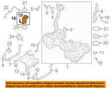 AUDI OEM 2018 TT Quattro 2.5L-L5-Fuel Pump Right 8V0919087A