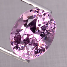 2.23CT Ravishing Color! 100%Natural Unheated Pastel Lilac Spinel Good Luster!#14