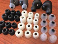 Memory Foam Ear Tips Buds Bang & Olufsen BeoPlay E8 1.0 2.0 Truly Wireless