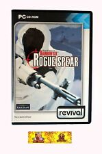 Tom Clancys Rainbow Six Rogue Spear PC Game FPS Shooter Special Forces