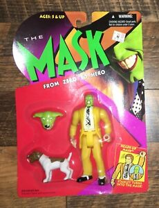 Kenner The Mask Heads-Up Mask 1996