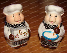 Homestead Pig's Salt and Pepper Shakers (662874) Cheffing  it Up, Baking
