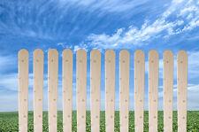 Zaunlatten 50-150cm Holzzaun Balkonbrett Zaun Gartenzaun Zaunsbrett Holz Brett
