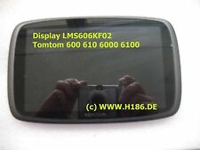 Display + touchscreen lms606kf02 per TomTom 600 610 6000 6100 REPLACEMENT PART
