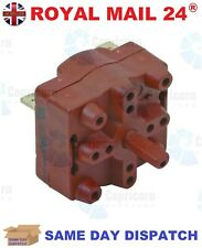 More details for genuine dualit 00893 rotary selector switch for 6 slot toaster 3 position 2 4 6