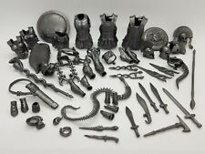 Boss Fight Studio Vitruvian HACKS - Aged Steel Accessories A & B Series 1