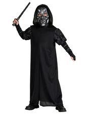 """Death Eater Bata Niños Traje, medio, la edad de 5 - 7, altura 4' 2"""" - 4' 6"""""""