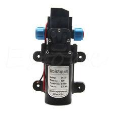 Motor High Pressure DC 12V 80W 0142 Diaphragm Water Self Priming Pump 5.5L/Min