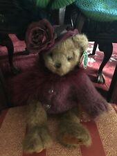 "Bearington Bears ""Elizabeth"" w/tags.Gorgeous"