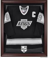 Los Angeles Kings Mahogany Jersey Display Case - Fanatics Authentic
