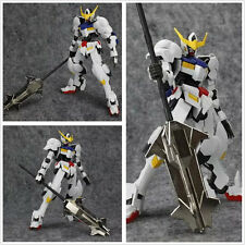 Metal Weapon Hammer Spear Silver color for Bandai TV 1/100 MG Barbatos Gundam