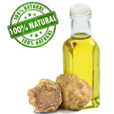 Olio al tartufo bianco pregiato Naturale (Tuber Magnatum) per addestramento 50ml