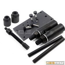 Motorcycle Inner Cam Bearing Installer Puller Tools For Harley Twin Cam 1999-up