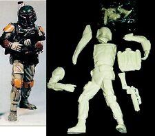 """5""""Star Wars BOBAFETT Sci-Fi Classic Movies Resin Model Kit 1/12"""
