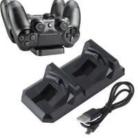 Game Accessories For Playstation 4 PS4 Wireless Controller Dual Charging Dock TR