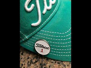 Titleist Golf Ball Marker with Hat Clip