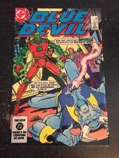 Blue Devil#3 Incredible Condition 9.0(1984) Metallo, Superman!!