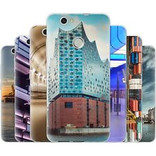 Dessana Hamburg TPU Silicone Protective Cover Phone Case Cover for Huawei