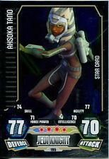 Star Wars Force Attax Series 3 Card #195 Ahsoka Tano