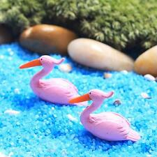 New 5Pcs Miniature Garden Landscape Ornament Mandarin Duck Microlandschaft Décor