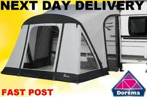 New 2021 Dorema Starcamp Quick And Easy 265 Air Inflatable Caravan Porch Awning