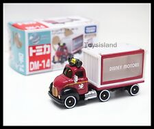 TOMICA DISNEY MOTORS DM-14 Carry Truck TOMY DIECAST CAR