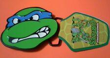 Teenage Mutant Ninja Turtles Leonardo TMNT Belt Buckle Nickelodeon Retro NWT NEW