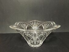 BEAUTIFUL MARQUIS BY WATERFORD LEAD CRYSTAL HONOUR CRYSTALINE CANDY DISH BOWL