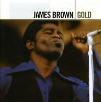 James Brown GOLD Best Of 40 Essential Songs GREATEST HITS New Sealed 2 CD