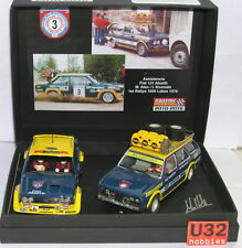 SCALEXTRIC PASSION SP024 ASISTENCIA FIAT 131 ABARTH M.ALEN 1ºRALLY 1000 LAKES'76