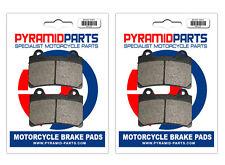Yamaha FZR 250 87-88 Front Brake Pads (2 Pairs)