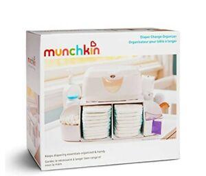 Munchkin Diaper Change Organizer [BRAND NEW]