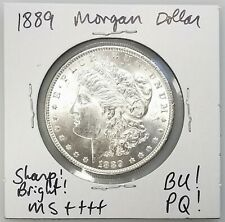 1889 Morgan Silver Dollar! Add this coin to your collection! NO RESERVE!