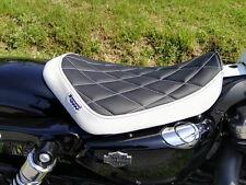 Harley Davidson Sportster 2004/06-2010/20 Gel Seat Selle Sitzbank Asiento