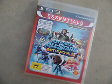 Playstation ALL-STARS Battle Royale ESSENTIALS PS3 Game - not sealed