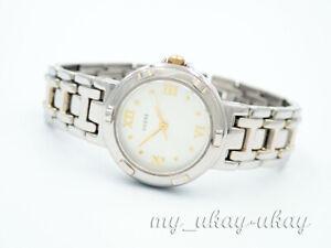 GUESS G70421L Silver Dial Silver Tone Bracelet Ladies Dress Watch