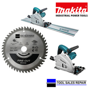 Makita Compatible Plunge Saw Blade 165 x 20 x 48T - Unbranded -