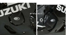 R&G ENGINE CASE COVER KIT (2 Covers) for SUZUKI GSX-R600 K4, K5, 2004 to 2005