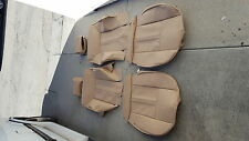 BMW E39 E38 100% LEATHER UPHOLSTERY KIT NEW EXAMPLE SAND BEIGE BEAUTIFUL